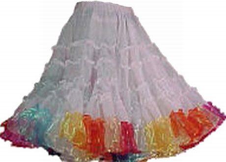 Square Dance Petticoats